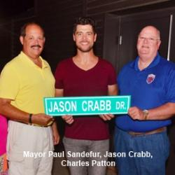 A Street Named for Jason Crabb