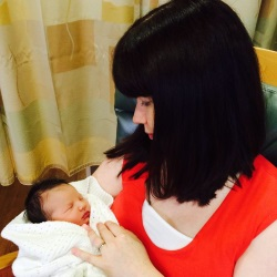 Keith and Kristyn Getty Welcome Baby Grace