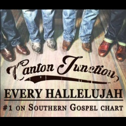 "Canton Junction's ""Every Hallelujah"" Debuts at No. 1"
