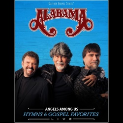 Country Trio Alabama Tops Charts with Gospel DVD