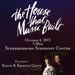 "An Evening of Song and Story with ""The House That Music Built"""