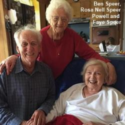 Prayers Needed for Faye Speer