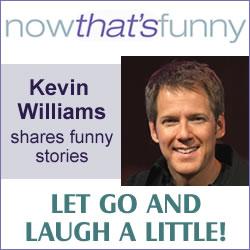 Let Go and Laugh a Little!
