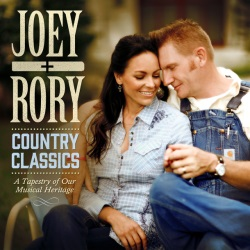Country Music Sweethearts Joey + Rory Nominated for Grammy