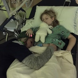 Pray for Natalie Grant's Daughter Gracie