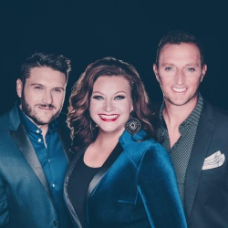 "Three Gospel Powerhouses Join to Form the Trio ""Cana's Voice"""