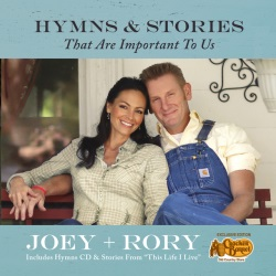 Joey and Rory's Hymns CD Package Available for Preorder