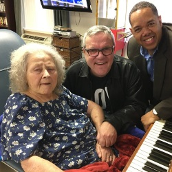 Mark Lowry's Nursing Home Experience
