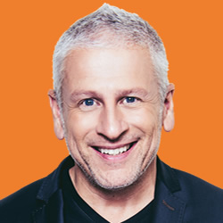 The Comeback Kid: Louie Giglio