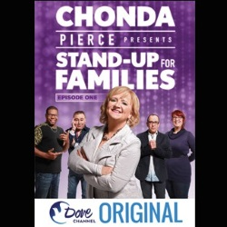 Chonda Pierce Hosts Three-Part Stand-Up Series to Air on Dove Channel