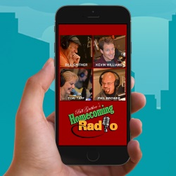 New Homecoming Radio App