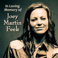 Public Memorial Service for Joey Feek Hosted by Gaithers