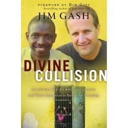 "Enter to Win the Book ""Divine Collision"""