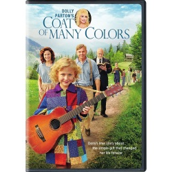 "Dolly Parton's Hit TV Movie, ""Coat of Many Colors,"" Releases on DVD"
