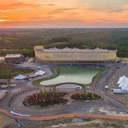Collingsworths at Ark Encounter Ribbon Cutting