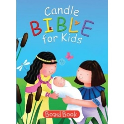 Homecoming Insider Giveaway - Candle Books Bible for Kids