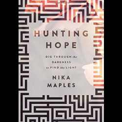 "Homecoming Insider Giveaway - Nika Maples' ""Hunting Hope"""