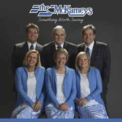 "Homecoming Insider Giveaway - The McKameys' ""Something Worth Saving"""