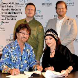 Rambo McGuire Signs with StowTown Records