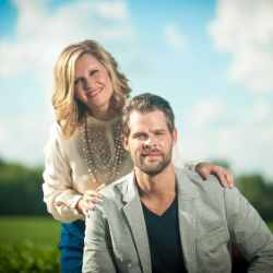 Aaron & Amanda Crabb: Growth, Change and Restoration