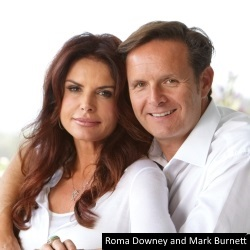 "Roma Downey: This ""Angel"" Now Has Her Own Star"