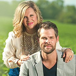 Aaron and Amanda Crabb: He Restoreth My Soul