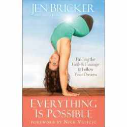 "Homecoming Insider Giveaway - Jen Bricker's Book ""Everything Is Possible"""