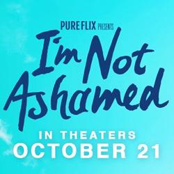 'I'm Not Ashamed' Movie Set to Debut Oct. 21, 2016
