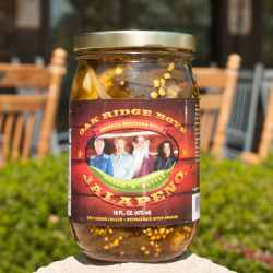Cracker Barrel Old Country Store Picks Oak Ridge Boys Pickled Peppers