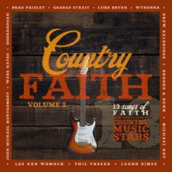 """Country Faith Vol. 2"" Releasing November 18"