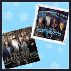 Homecoming Insider Giveaway - Two CDs from the Oak Ridge Boys!