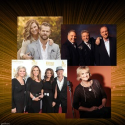 Gatlin Bros., Nelons, Chonda Pierce and Aaron & Amanda Crabb to Perform During Inaugural Festivities