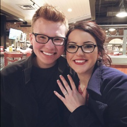 Gospel vocalists Logan Smith and Jordan Honea Engaged