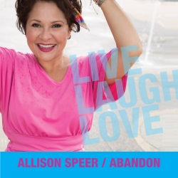 "Homecoming Insider Giveaway - Allison Speer's CD ""Abandon"""