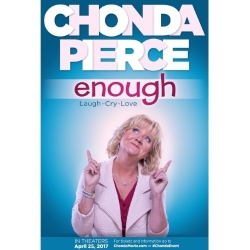 "Chonda Pierce Returns to Theaters with New Film, ""Enough"""