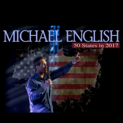 Michael English Launches 50-State Tour