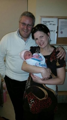 The Collingsworth Family Welcomes A New Arrival