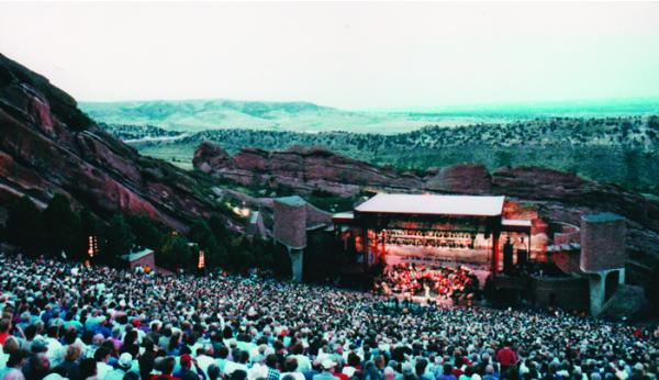 2003 Red Rocks Homecoming - Rocky Mountain