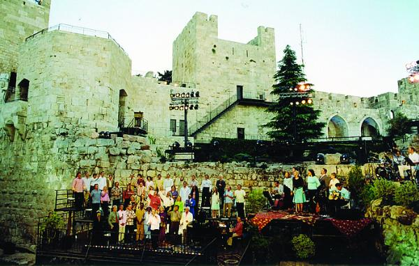 2005 Israel Homecoming - Jerusalem (2)