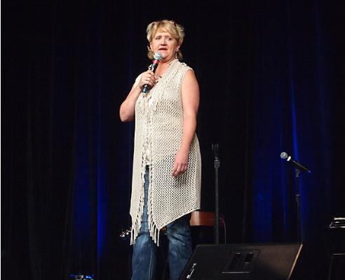 The hilarious Chonda Pierce