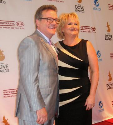 Mark Lowry and Chonda Pierce