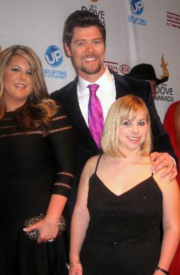 Shellye & Jason Crabb with Ashley DeRamus