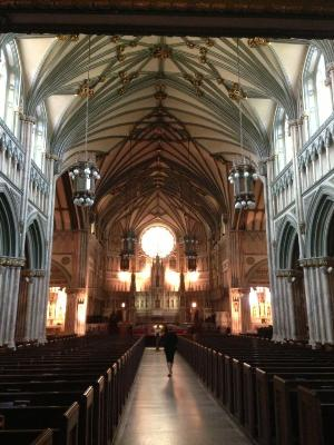 Cathedral in Quebec