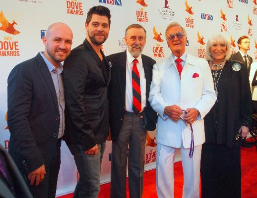 Michael Rowsey, Jason Crabb, Ray Stevens, Pat & Shirley Boone