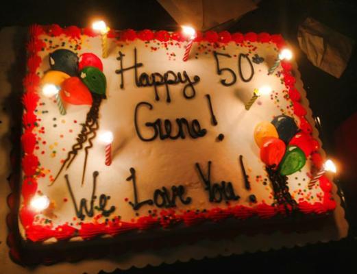 Happy birthday to Gene!
