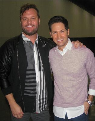 David Phelps and Wes Hampton
