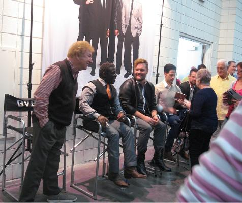 Gaither Vocal Band meet 'n' greet