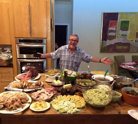 Thanksgiving with Mark Lowry