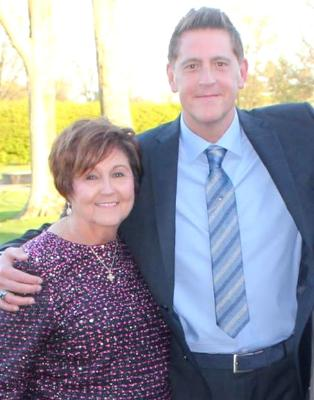 Ernie Haase is grateful for his mom, Emma