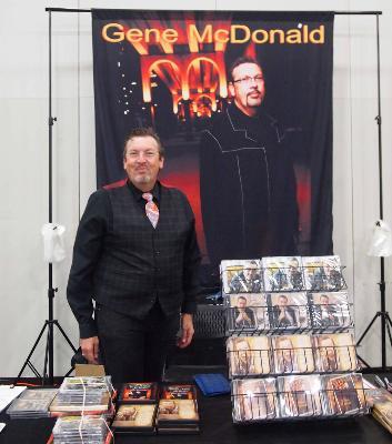 Gene McDonald, looking dapper